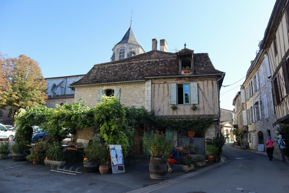 Beautiful Issigeac France